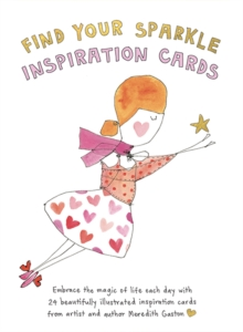 Find Your Sparkle Inspiration Cards : Embrace the magic of life each day with 24 beautifully illustrated cards, Postcard book or pack Book