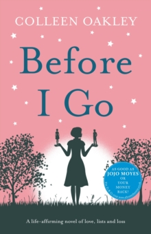 Before I Go, Paperback Book
