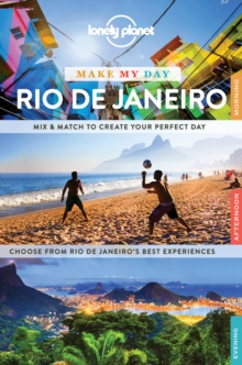 Lonely Planet Make My Day Rio de Janeiro, Spiral bound Book