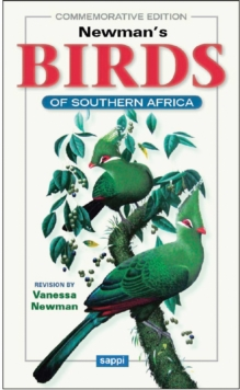 Newman's birds of Southern Africa, Paperback Book