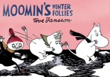Moomin's Winter Follies, Paperback Book