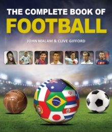The Complete Book of Football, Hardback Book