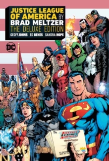 Justice League of America by Brad Meltzer: The Deluxe Edition, Hardback Book