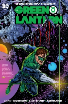 The Green Lantern Season Two Volume 1, Hardback Book