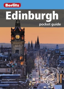Berlitz: Edinburgh Pocket Guide, Paperback Book