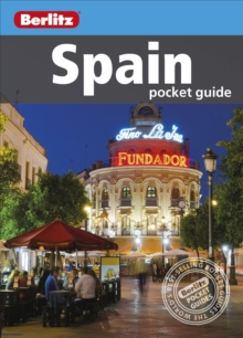 Berlitz: Spain Pocket Guide, Paperback Book