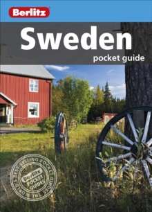 Berlitz: Sweden Pocket Guide, Paperback Book
