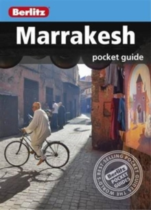 Berlitz Pocket Guide Marrakech (Travel Guide), Paperback / softback Book