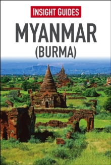 Insight Guides: Myanmar (Burma), Paperback Book