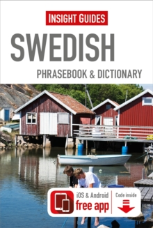 Insight Guides Phrasebooks: Swedish, Paperback Book
