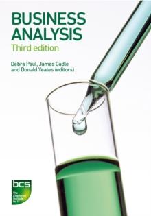 Business Analysis, Paperback Book