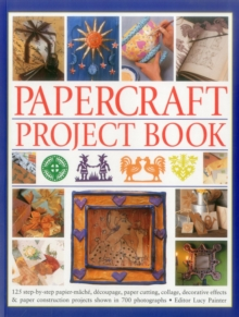 Papercraft Project Book, Paperback Book