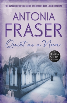 Quiet as a Nun : A Jemima Shore Mystery, Paperback Book