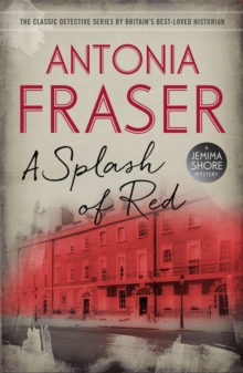 A Splash of Red : A Jemima Shore Mystery, Paperback Book