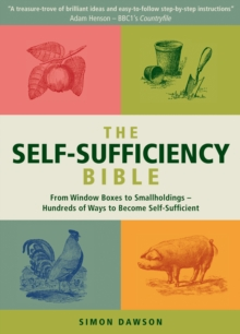 Self-Sufficiency Bible, Paperback Book