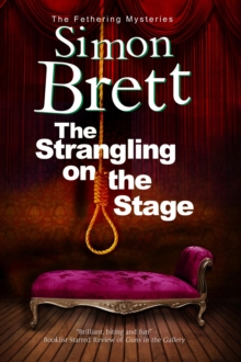 The Strangling on the Stage, Paperback Book