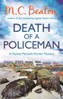 Death of a Policeman, Paperback Book