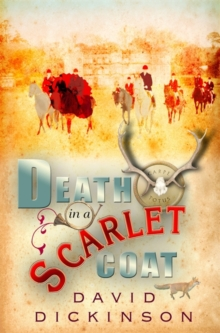 Death in a Scarlet Coat, Paperback Book