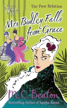 Mrs Budley Falls from Grace, Paperback Book
