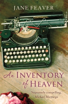 An Inventory of Heaven, Paperback Book