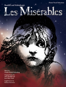 Les Miserables Piano/Vocal Selection, Paperback Book
