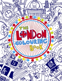 The London Colouring Book, Paperback Book