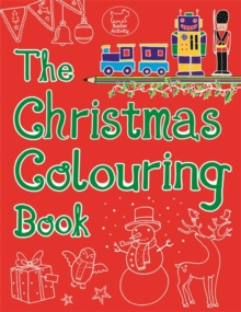 The Christmas Colouring Book, Paperback Book