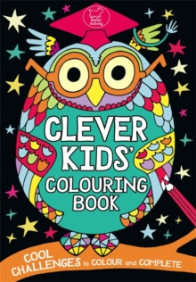 Clever Kids' Colouring Book, Paperback Book