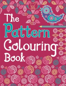 The Pattern Colouring Book, Paperback Book