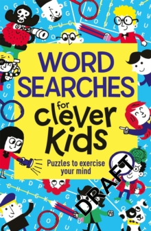 Wordsearches for Clever Kids, Paperback / softback Book