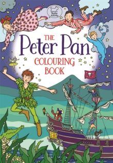 The Peter Pan Colouring Book, Paperback / softback Book