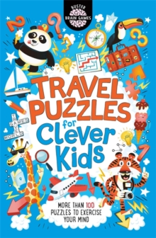 Travel Puzzles for Clever Kids, Paperback / softback Book