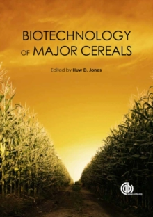 Biotechnology of Major Cereals, Hardback Book