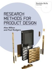 Research Methods for Product Design, Paperback Book
