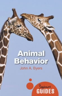 Animal Behavior : A Beginner's Guide, Paperback Book