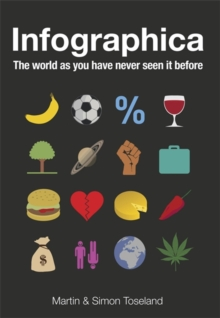 Infographica : The World As You Have Never Seen It Before, Paperback Book