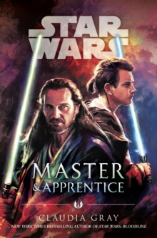Master and Apprentice (Star Wars), Hardback Book