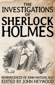 The Investigations of Sherlock Holmes, Paperback Book
