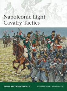 Napoleonic Light Cavalry Tactics, Paperback Book