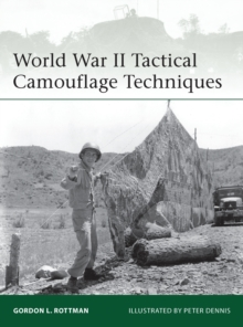 World War II Tactical Camouflage Techniques, Paperback Book