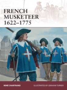 French Musketeer 1622-1775, Paperback Book