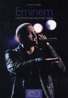 Eminem SBTS : The Stories Behind Every Song, Hardback Book