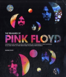 The Treasures of Pink Floyd, Hardback Book