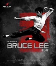 Bruce Lee Treasures, Hardback Book