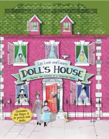 Lift, Look and Learn: Doll's House, Hardback Book