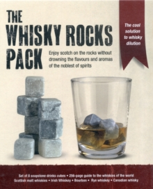 The Whisky Rocks Pack, Mixed media product Book