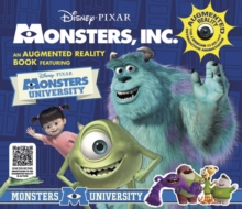 Monsters, Inc. Augmented Reality Book, Hardback Book