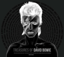 David Bowie Treasures, Hardback Book