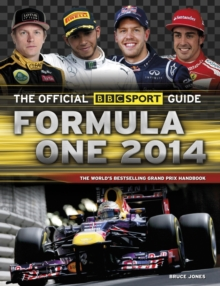 The Official BBC Sport Guide: Formula One : The World's Best-selling Grand Prix Handbook, Paperback Book