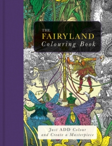 The Fairyland Colouring Book, Paperback Book